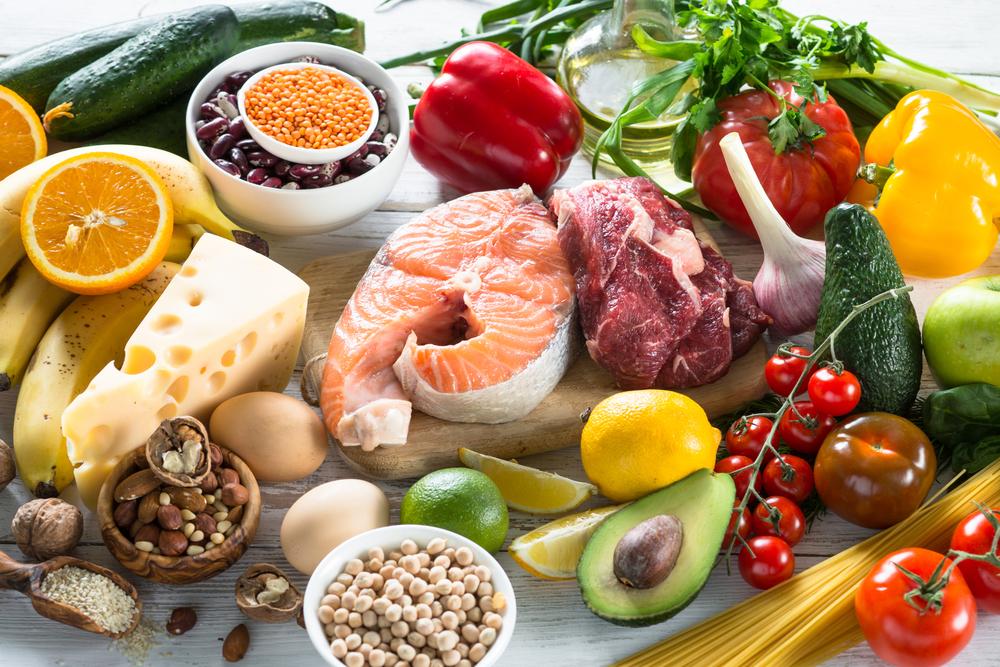 Главное о здоровом питании